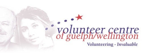 volunteer centre of guelph/wellington